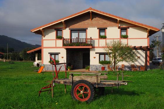 Turismo rural asignaturas pendientes mi banco de ideas - Planos de casas rurales ...