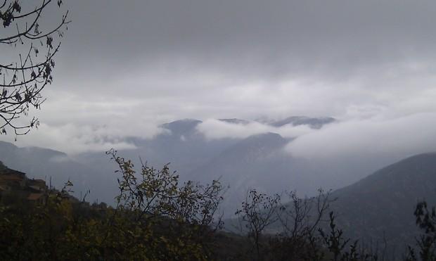 vistas desde Ansovell